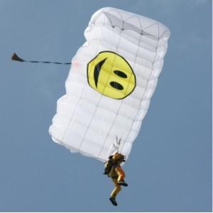 Запасной парашют Smile
