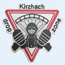 Нашивка Kirzhach Drope Zone