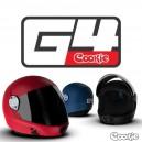 Закртый шлем G4