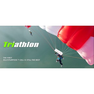 Основной парашют Triathlon