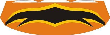 orange-gold-black
